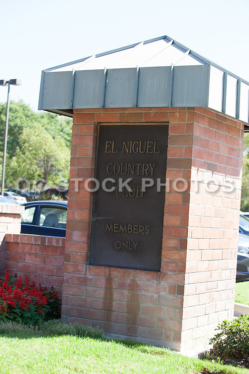 El Niguel Country Club in Laguna Niguel California