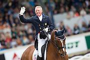 Jan Ebeling - Rafalca<br /> World Equestrian Festival, CHIO Aachen 2013<br /> © DigiShots