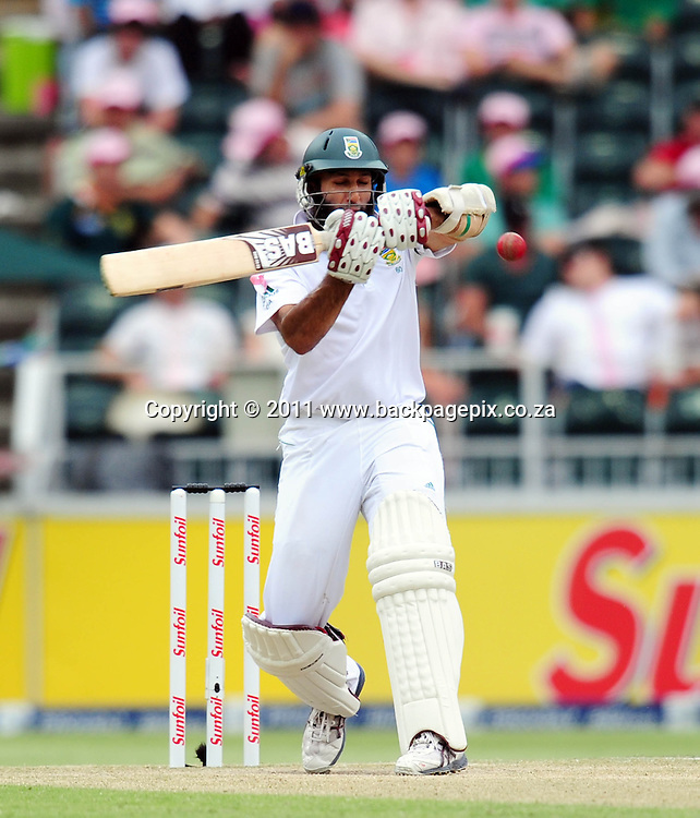 Hashim Amla of South Africa <br /> &copy; Barry Aldworth/Backpagepix