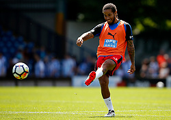 Sean Scannell of Huddersfield Town warms up - Mandatory by-line: Matt McNulty/JMP - 16/07/2017 - FOOTBALL - Gigg Lane - Bury, England - Bury v Huddersfield Town - Pre-season friendly