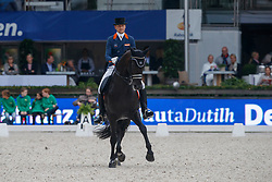 Gal Edward, NED, Glock's Voice<br /> CDI 5* Grand Prix Special<br /> CHIO Rotterdam 2017<br /> © Dirk Caremans<br /> 24/06/2017