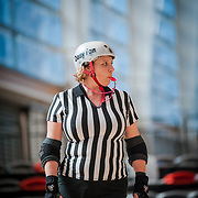 Quake, Battle & Roll, hosted by Richter City Roller Derby