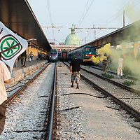 Clashes against Northern League in Venice
