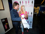 "EXCLUSIVE<br /> Former Big Brother star Frenchy arrives in London to audition for ""Office Girls"" a new show being promoted by Marvin Howell who first discovered Lady Gag and Ellis Rich MBE, who signed blondy to EMI and also worked with Queen,  ""Office Girls"" are searching for Just that girls from everyday office jobs to audition for a place in a new formed girl Group. Fenchy who turned up to audition which is  judged by fellow Big Brother house mate Dee Kelly, Frenchy was was later asked to leave the show because she gate crashed the event for the publicity as tension grew when she was asked to leave , Frenchy began screaming and shouting , throwing and ripping down the stage, Barry Tomes agent for White Dee took her outside to try and control Frenchy who clearly was not happy<br /> ©Exclusivepix Media"
