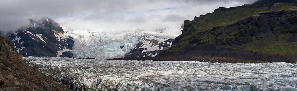 Taken in Southeast Iceland Svinafellsjokull