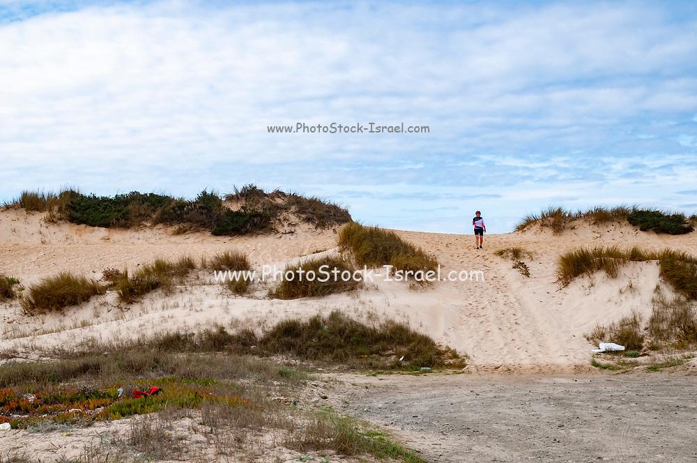 Atlantic Coast landscape, Photographed on the Portuguese coast at Praia Osso da Baleia
