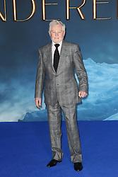 © Licensed to London News Pictures. 19/03/2015, UK. Derek Jacobi, Cinderella - UK film premiere, Leicester Square, London UK, 19 March 2015. Photo credit : Richard Goldschmidt/Piqtured/LNP
