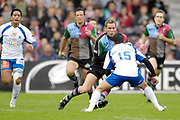 Twickenham. Great Britain,Quins gavin DUFFY, during the, European Challenge Cup, match between, NEC Harlequins and Montpellier, on Sat., 28/10/2006, played at the Twickenham Stoop, England. Photo, Peter Spurrier/Intersport-images].....