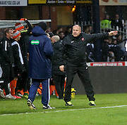 Dundee United boss Mixu Paatelainen  - Dundee v Dundee United, Ladbrokes Premiership at Dens Park<br /> <br />  - &copy; David Young - www.davidyoungphoto.co.uk - email: davidyoungphoto@gmail.com