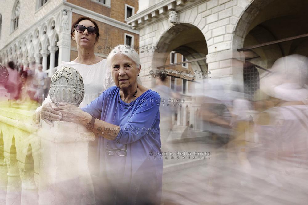 Nuria e Serena Nono – Ponte della Paglia. 22/09/18, 16:37