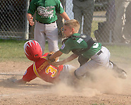 Baseball 2011 Allegany Pictures vs Olean