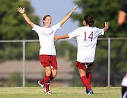 OC Women's Soccer Scrimmage - 8/24/2013
