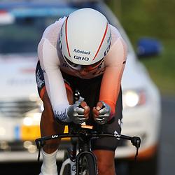 18-07-2016: Wielrennen: Thueringen Rundfahrt vrouwen: Zeulenroda<br /> ZEULENRODA (DLD) wielrennen   <br /> Anouska Koster