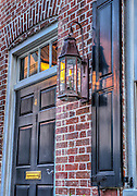 Charleston gas lamp series #4.