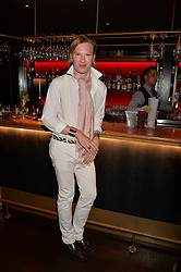 Henry Conway at the Quaglino's Q Legends Summer Launch Party hosted by Henry Conway at Quaglino's, 16 Bury Street, London England. 18 July 2017.<br /> Photo by Dominic O'Neill/SilverHub 0203 174 1069 sales@silverhubmedia.com