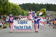 4th of July, Lopez Island, San Juan Islands, Washington State