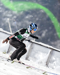 February 8, 2019 - Lahti, Finland - Jakub Wolny participates in FIS Ski Jumping World Cup Large Hill Individual training at Lahti Ski Games in Lahti, Finland on 8 February 2019. (Credit Image: © Antti Yrjonen/NurPhoto via ZUMA Press)