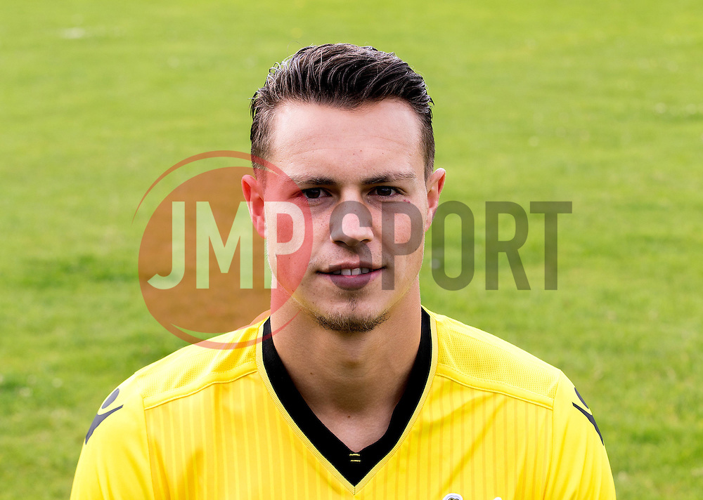 Billy Bodin of Bristol Rovers - Mandatory by-line: Robbie Stephenson/JMP - 04/08/2016 - FOOTBALL - The Lawns Training Ground - Bristol, England - Bristol Rovers Head Shots