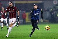 Mauro Icardi  - Inter  - Milan-Inter - Coppa Italia Tim Cup