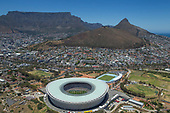 2017 HSBC 7's rugby | Cape Town Stadium | Aerial