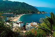 MEXICO, PACIFIC, TOURISM Puerto Vallarta; Mismaloya beach