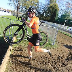10-11-2019: Wielrennen: Europees Kampioenschap Veldrijden: Silvelle<br />Ryan Kamp