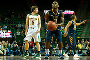 WACO, TX - JANUARY 28: Juwan Staten #3 of the West Virginia Mountaineers shoots a free-throw against the Baylor Bears on January 28, 2014 at the Ferrell Center in Waco, Texas.  (Photo by Cooper Neill/Getty Images) *** Local Caption *** Juwan Staten