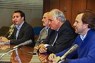 Legisladores analizan el proyecto de rendición de cuentas.