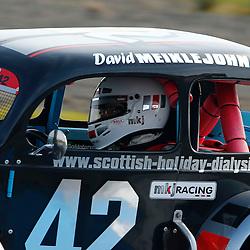 KNOCKHILL Scottish Motor Racing Club meeting..David Meiklejohn in race  2 of the scottish legends cars championship.....(c) STEPHEN LAWSON | StockPix.eu