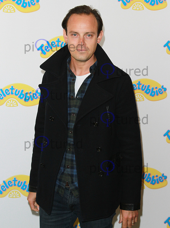 Harry Hadden-Paton, Teletubbies - World Premiere, BFI Southbank, London UK, 25 October 2015, Photo by Brett D. Cove