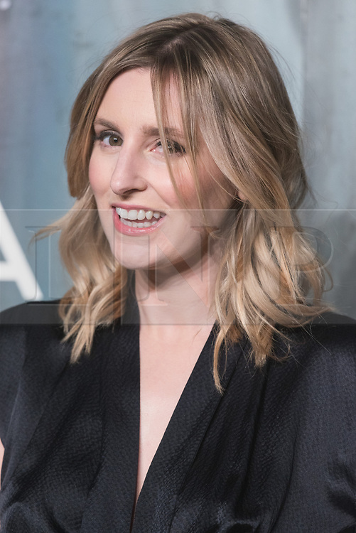 © Licensed to London News Pictures. 26/04/2017. London. LAURA CARMICHAEL attends the Omega party celebrating 60 Years of the Speedmaster watch. Photo credit: Ray Tang/LNP