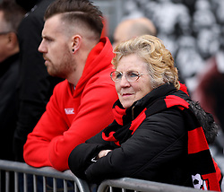 AFC Bournemouth fans at Charlton - Photo mandatory by-line: Robbie Stephenson/JMP - Mobile: 07966 386802 - 02/05/2015 - SPORT - Football - Charlton - The Valley - Charlton v AFC Bournemouth - Sky Bet Championsip