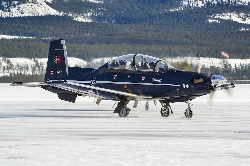 RCAF CT-155 Harvard 2 training aircraft