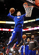 NBA: Los Angeles Clippers at Phoenix Suns//20121223
