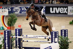 Clemens Pieter, BEL, Verdico<br /> Prize of Performance Sales International<br /> FEI World Cup Neumünster - VR Classics 2017<br /> © Hippo Foto - Stefan Lafrentz
