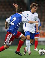 43 Suomi - Liechtenstein U21 7.9.10