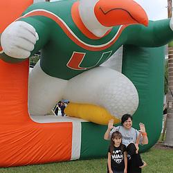 UM/Miami Marlins Family Night