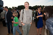 ALLEGRA HICKS, Chucs Dive & Mountain Shop charity Swim Party: Lido at The Serpentine. London. 4 July 2011. <br /> <br />  , -DO NOT ARCHIVE-© Copyright Photograph by Dafydd Jones. 248 Clapham Rd. London SW9 0PZ. Tel 0207 820 0771. www.dafjones.com.