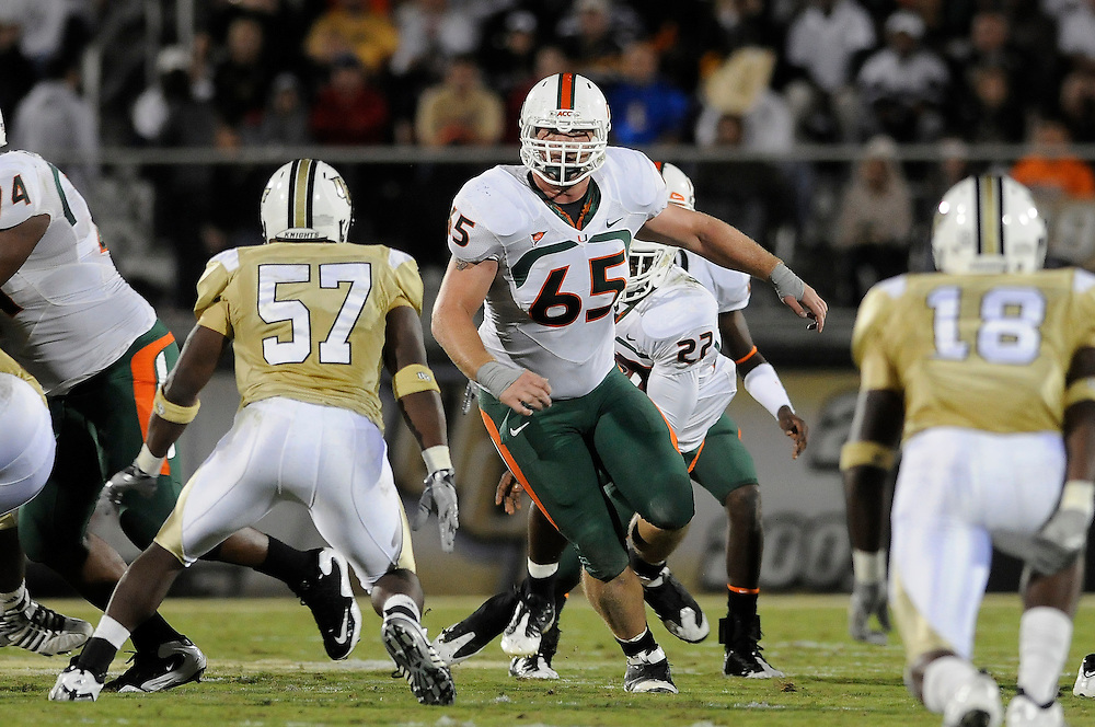 2009 Miami Hurricanes Football @ Central Florida