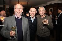 Chris Wright, David Gray and Jeremy Lascelles