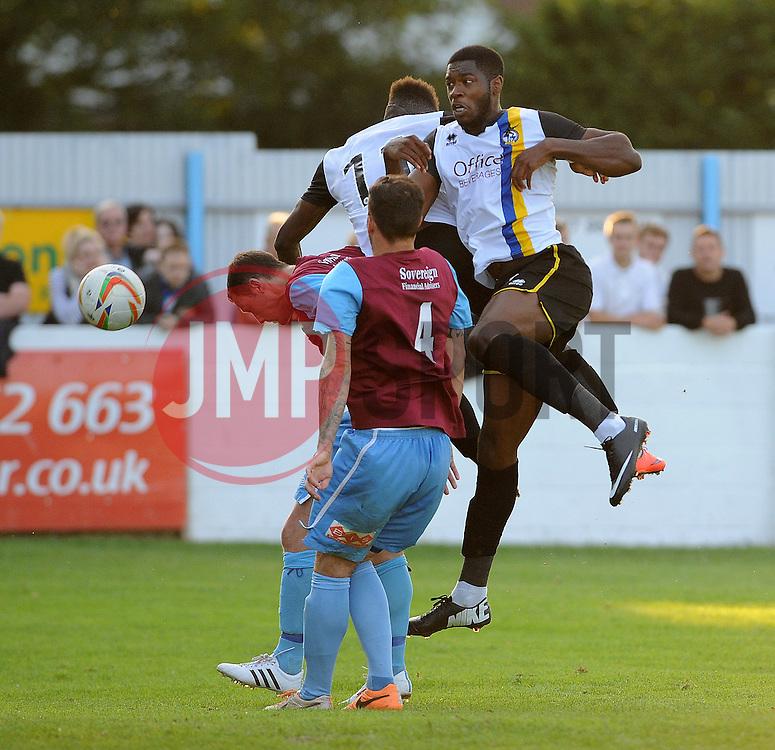 Nathan Blissett of Bristol Rovers - Photo mandatory by-line: Neil Brookman/JMP - Mobile: 07966 386802 - 15/07/2015 - SPORT - Football - Bristol - Cossham Stadium - Pre-Season Friendly
