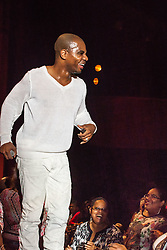 Kirk Franklin at Reichhold Center for the Arts.  7 February 2015.  St. Thomas, USVI.  © Aisha-Zakiya Boyd