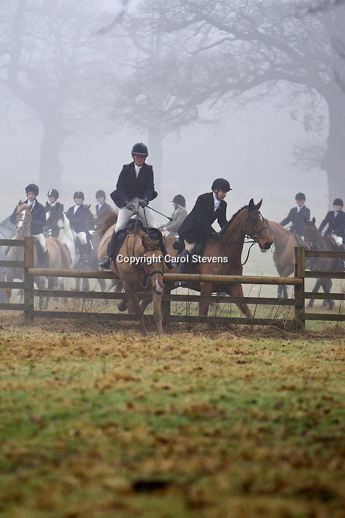 Bramham and Badsworth Moor Foxhounds Newcomers Day 2010 Bramham and Badsworth Moor Foxhounds Newcomers Day 2010