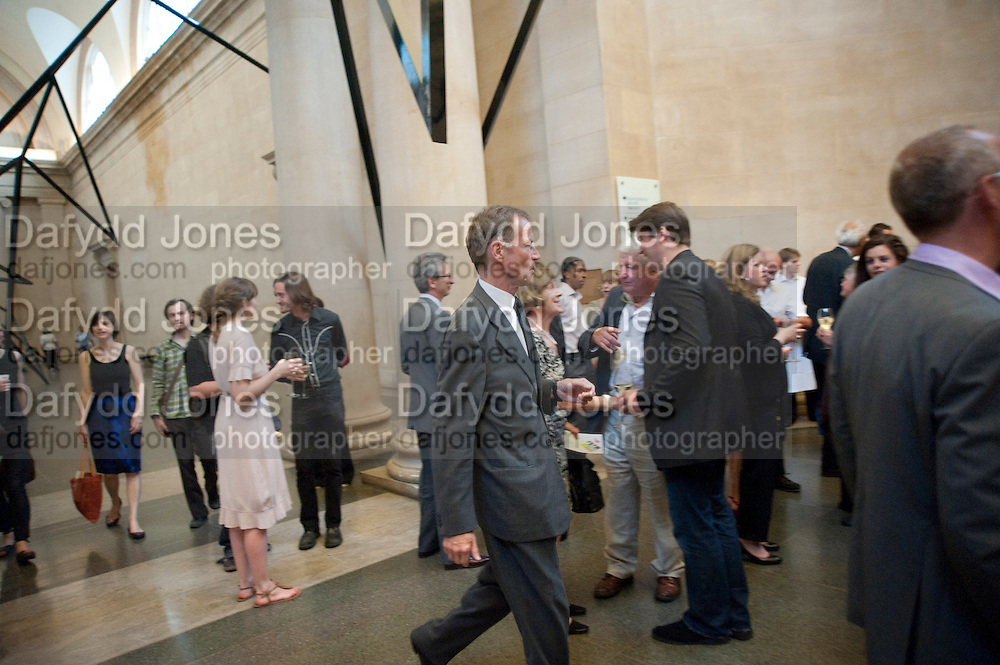 SIR NICHOLAS SEROTA, Tate Britain Summer Party 2009. Millbank. London. 29 June 2009