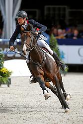 Bettinger Marc (GER) - Quannan R<br /> FEI Zangersheide Sires of the World - Lanaken 2013<br /> © Dirk Caremans