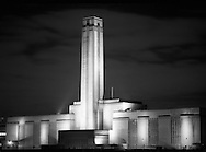 Bankside Power Station<br /> <br /> March 1981