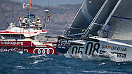 ITALY, Sardinia, Cagliari. 24th July 2011. AUDI MedCup. Region of Sardinia Trophy. Final Day