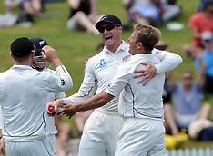Hamilton-Cricket, New Zealand v Sri Lanka, 2nd test, day 3