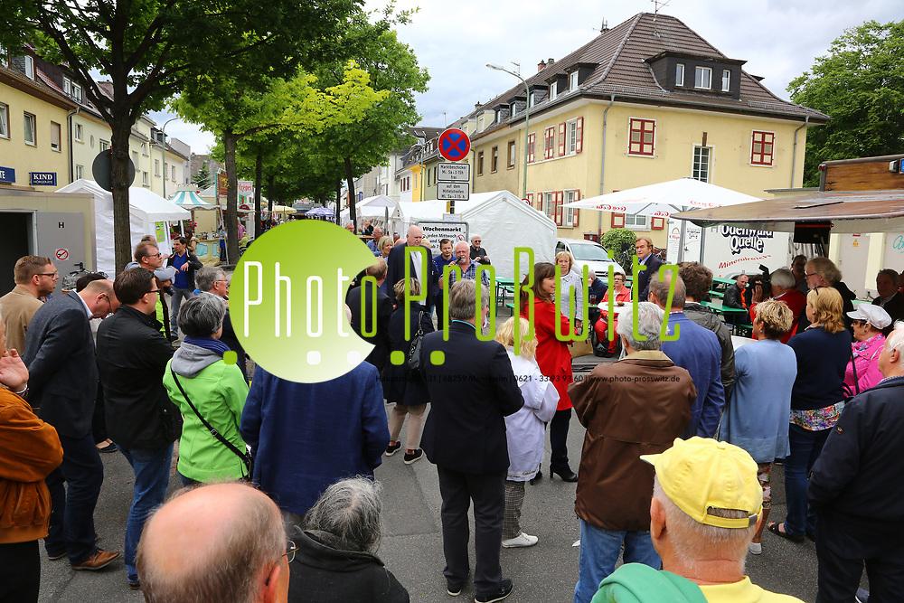 Ludwigshafen. 20.05.17 | Sternstra&szlig;enfest<br /> Sternstra&szlig;e. Sternstra&szlig;enfest. Er&ouml;ffnung<br /> <br /> BILD- ID 0025 |<br /> Bild: Markus Prosswitz 20MAY17 / masterpress (Bild ist honorarpflichtig - No Model Release!)