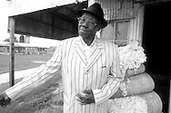 Pinetop Perkins.Hopsons Plantation.Clarksdale, MS